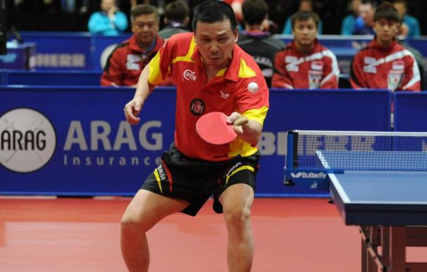 He Zhi Wen pasa a tercera ronda tras una gran remontada