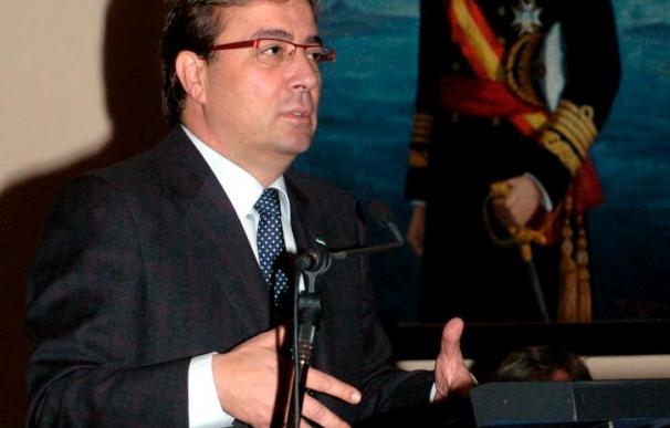 Fernández Vara pide que se cree un nuevo modelo de gestión de las cuencas