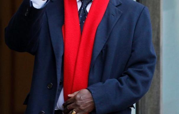 """Kofi Annan llama a la """"revolución verde"""" en África para acabar con el hambre"""