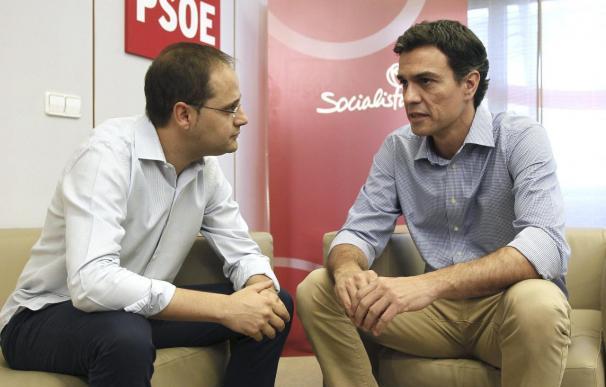 Sánchez elige a Luena de segundo y se espera a una mujer para la presidencia