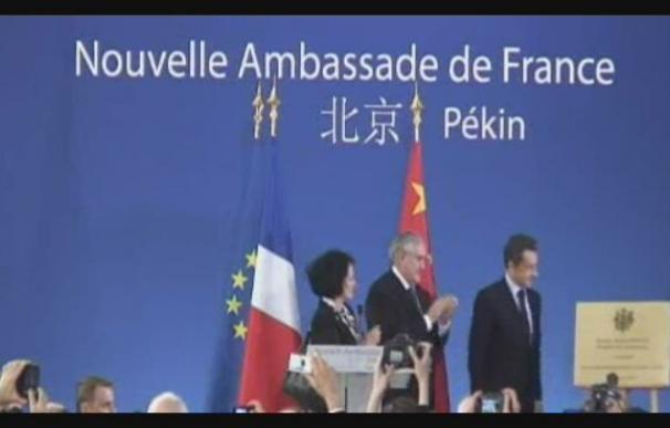 Colaboración con presidencia francesa del G20, la petición de Sarkozy a China