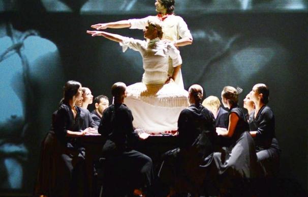Regresa a Madrid el espectáculo flamenco de Rafael Amargo, 'Poeta en Nueva York'