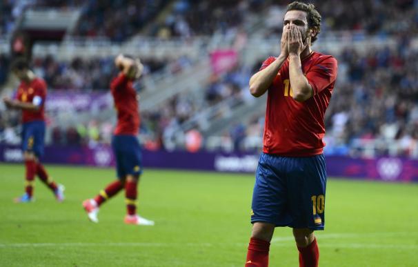 España no tiene el día con el disparo