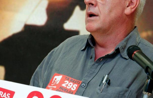 La dirección federal de IU respalda la huelga general contra la reforma laboral