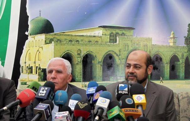 Al Fatah y Hamás liman diferencias y acuerdan acabar con la ruptura palestina