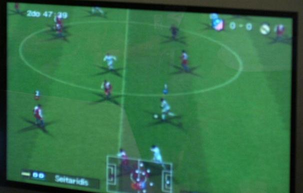 La final mundial del Pro Evolution Soccer 2010, hoy en Mallorca