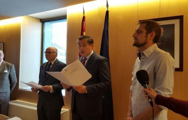 Equo amplía su representación institucional con la llegada de Florent Marcellesi al Parlamento Europeo