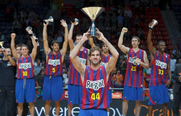 83-63. Regal Barcelona suma su tercera Supercopa