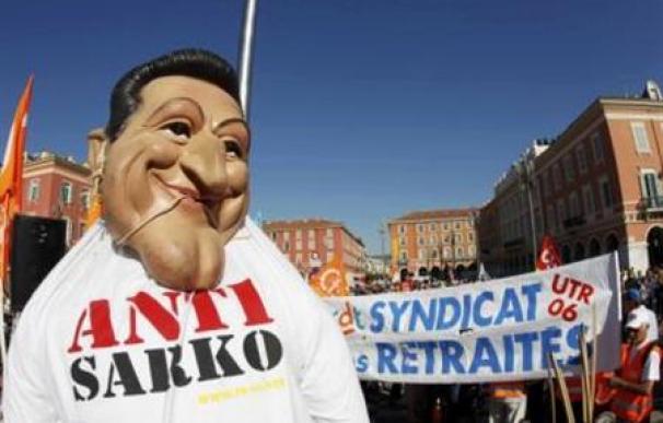 Los gitanos, una opción política de riesgo para Sarkozy