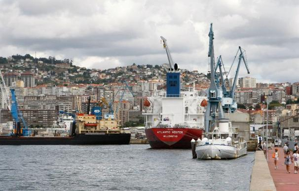 Fallece un operario en un accidente laboral en el puerto de Vigo
