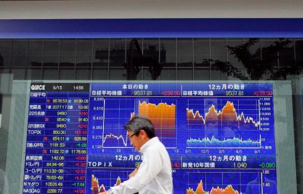 El Nikkei cierra al alza por los datos de confianza empresarial