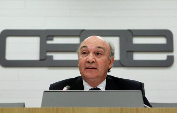 """La CEOE destaca la """"gran normalidad"""" y la apertura del 95% de los comercios"""