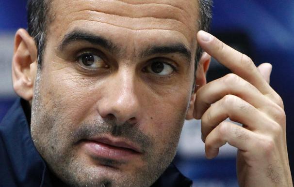Guardiola nunca ha vencido al Rubin Kazán