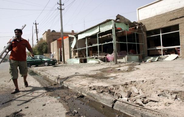 Mueren un comisario y dos civiles en varios ataques en Irak