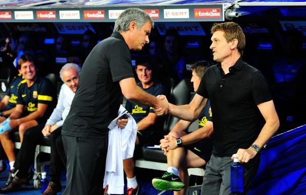 Mourinho y Vilanova están en una situación complicada en la Champions