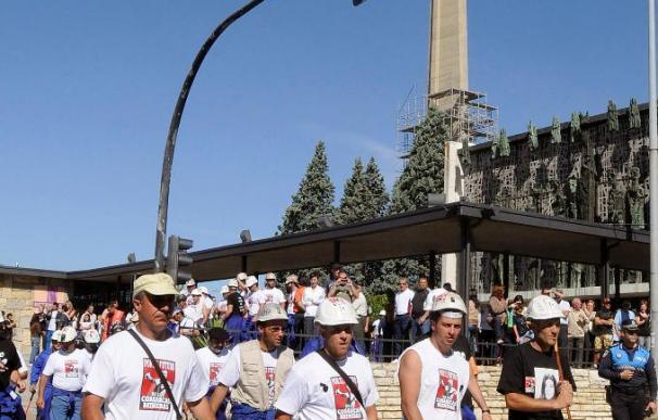 """Los mineros pretenden continuar la """"marcha negra"""" pese a luz verde al decreto"""