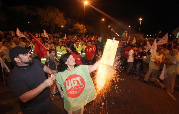 Telemadrid suspende su emisión ante la falta de acuerdo con los sindicatos