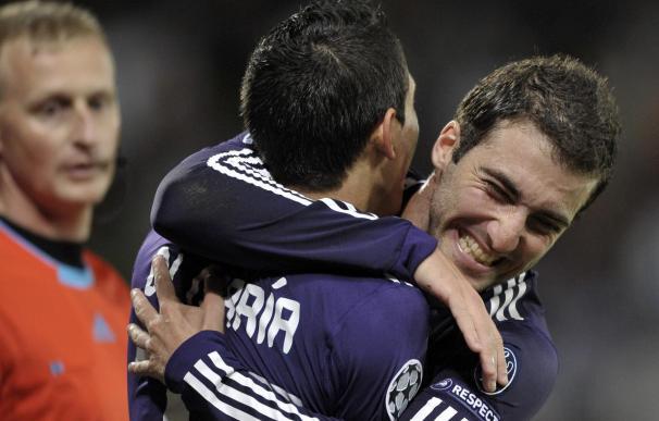 """Higuaín: """"Los tres puntos eran vitales para nosotros"""""""