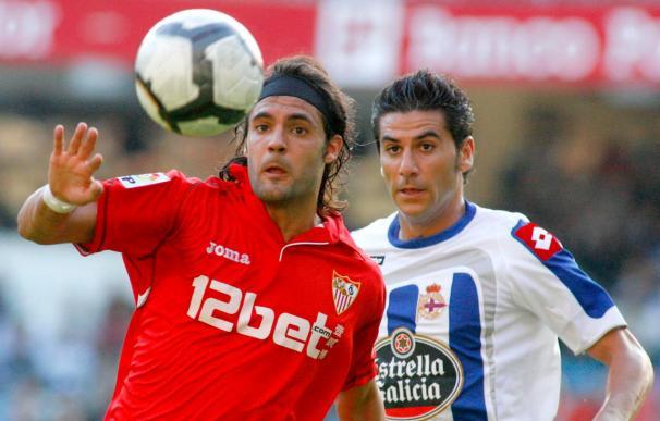 """El médico del Sevilla dice que el regreso de Sergio Sánchez """"está más cerca que nunca"""""""