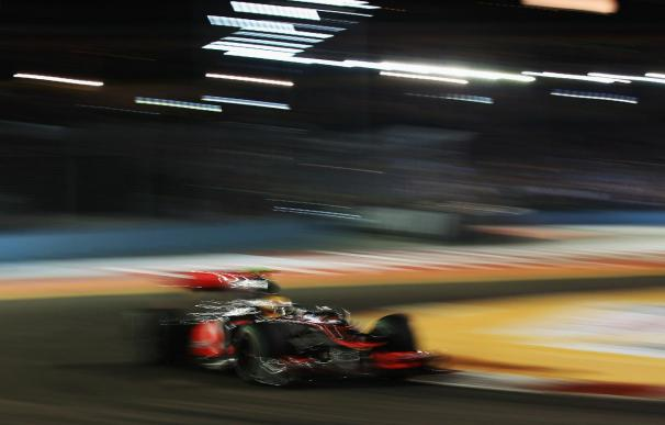 F1 Grand Prix of Singapore - Race
