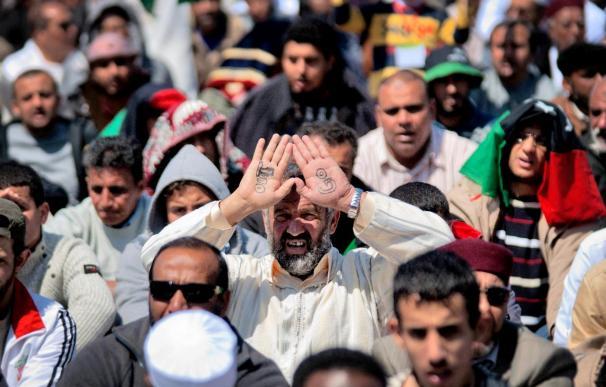 AI acusa a las fuerzas de Gadafi de campaña de desapariciones forzosas