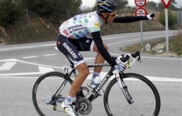 Alberto Contador gana la Volta a Catalunya