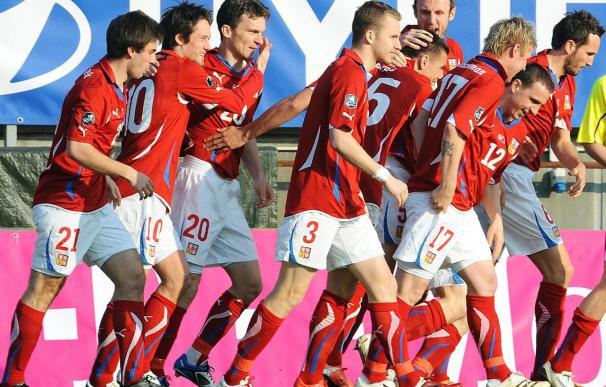 2-0. La República Checa cumple ante Liechtenstein y mantiene sus opciones