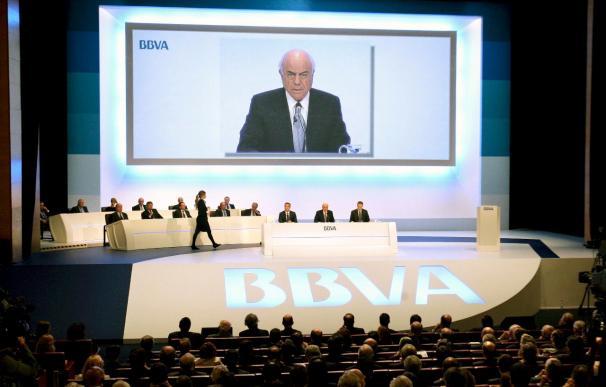 González dice que el BBVA será relevante en la estabilización del sistema financiero
