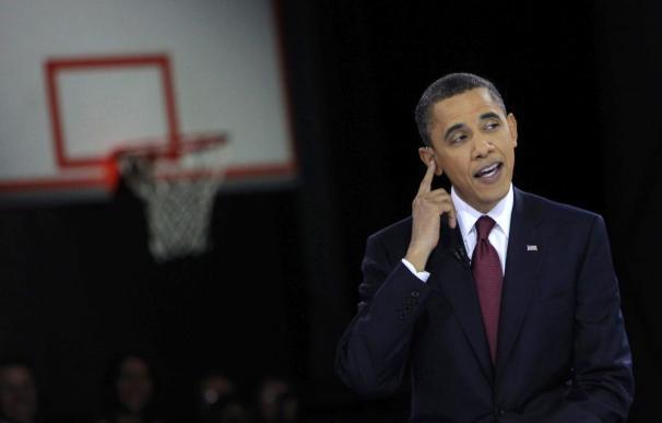 """Obama dice que la intervención en Libia fue necesaria y que """"no va traicionar lo que somos"""""""
