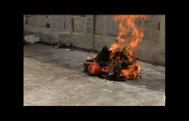Bolas 'milagrosas' para apagar incendios