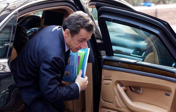 Sarkozy visita el jueves Japón para mostrar su solidaridad por el tsunamih