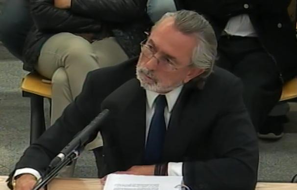 Correa desvincula a Cascos del reparto de beneficios por la organización de campañas del PP