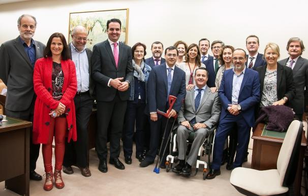 """Comité Paralímpico Español: """"El mayor objetivo es el cambio de concepción sobre el deporte adaptado"""""""