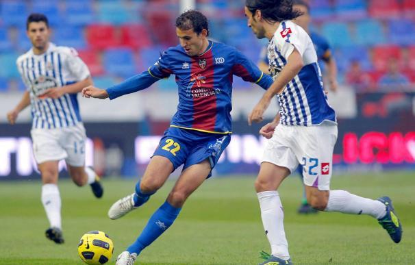 El Levante buscará su primer gol en su quinta visita a Riazor