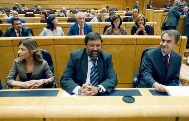 El Senado aprueba su presupuesto para 2011 con un recorte del 6,7 por ciento