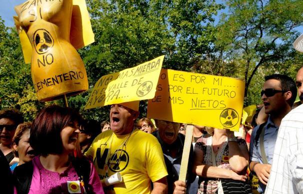Municipios con nucleares amenazan con impugnar la elección del ATC, si sale Zarra
