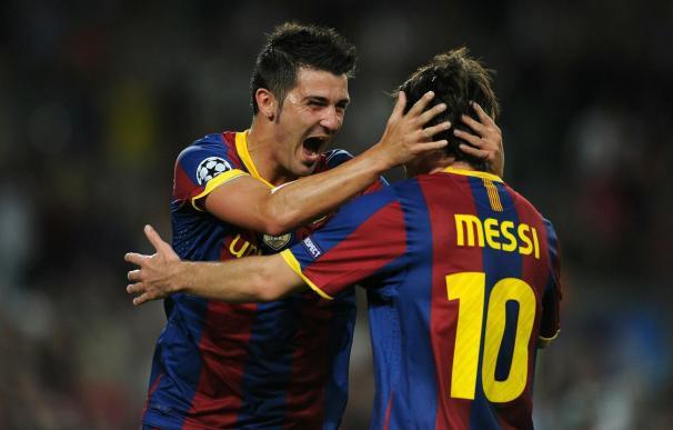 Barcelona v Panathinaikos FC - UEFA Champions League