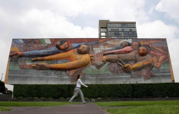 La UNAM, una referencia en América Latina que acogió a exiliados y varios Premios Nobel