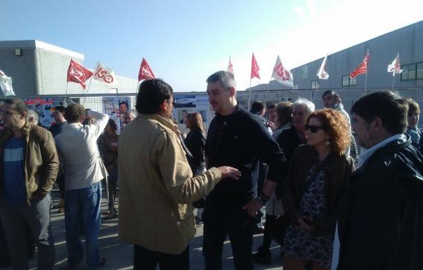 """Los trabajadores de Unipapel denuncian estar """"en un limbo"""" al no nombrarse administrador concursal"""