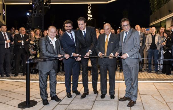 Neinver inaugura el outlet de Viladecans con el 80% de la superficie comercializada