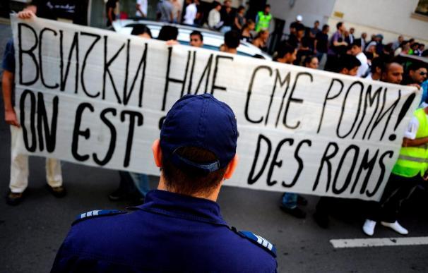 La UE apoya el examen a Francia por su presunta discriminación de los gitanos