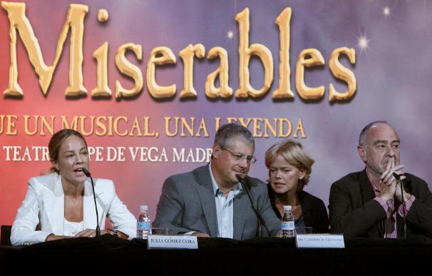 "Daniel Diges, Gerónimo Rauch e Ignasi Vidal protagonizan ""Los Miserables"""