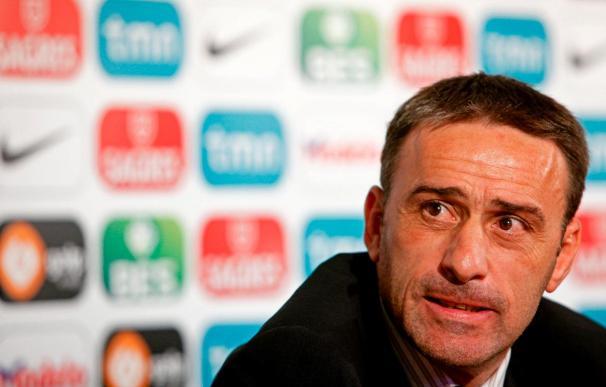 Paulo Bento considera un orgullo haber sido contactado después de Mourinho