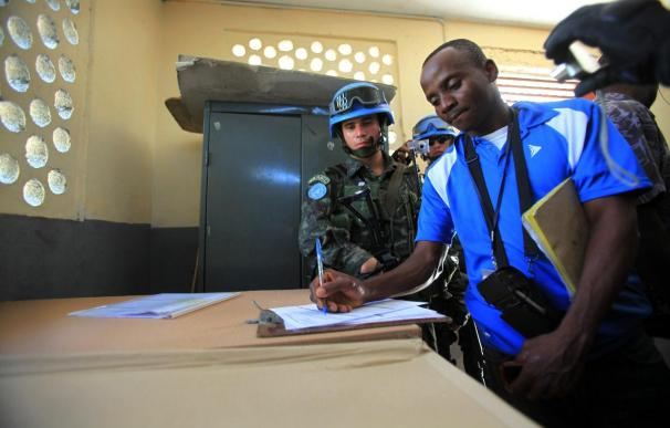 Comienzan las elecciones presidenciales y legislativas en Haití