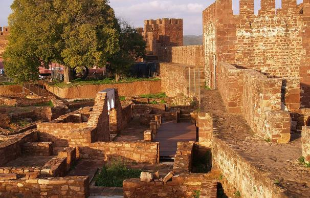 Castillo de Silves, antigua capital del reino musulmán medieval en el Algarve (Foto: Rui Ornelas)