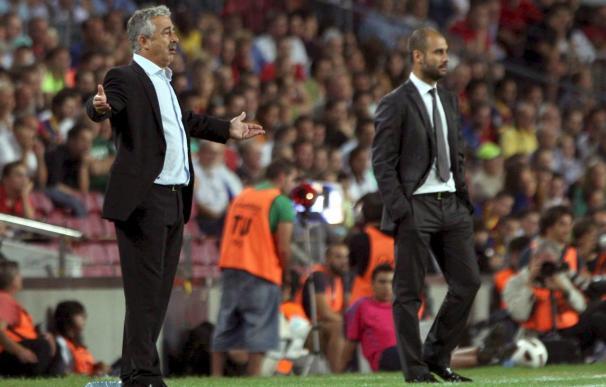 """Preciado: """"El Barça es grandioso, Leo (Messi) lo hace aún más grande"""""""