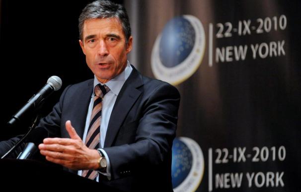 """Rusia y la OTAN estrechan relaciones en una """"positiva"""" reunión en Nueva York"""