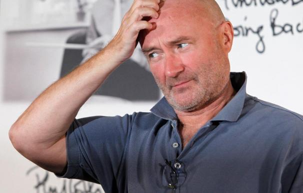 """Phil Collins admite que """"probablemente"""" la música de Lady Gaga """"es muy buena"""", pero no le dice """"nada"""""""