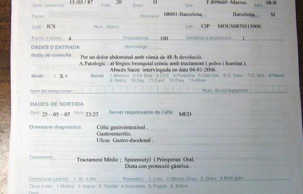 La Policía detiene a 93 personas por la falsificación de documentos médicos