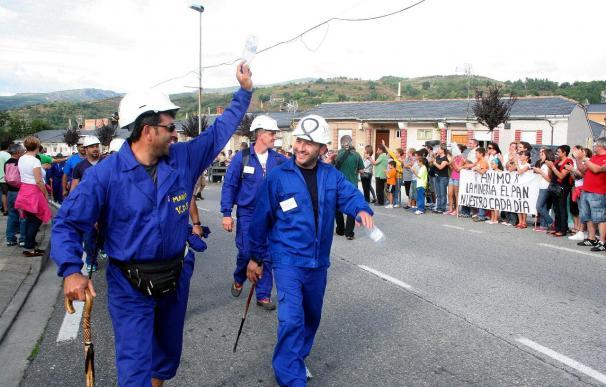 La huelga paraliza las minas mientras la UE debate sobre el futuro del carbón